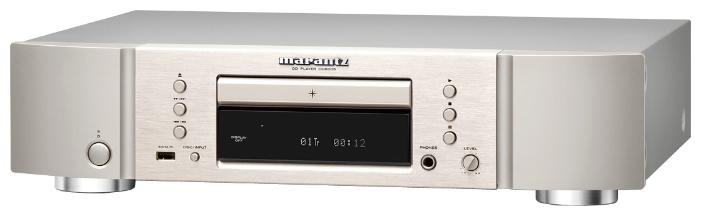 Marantz CD6005 - проигрыватель CD-дисков (Silver/Gold)