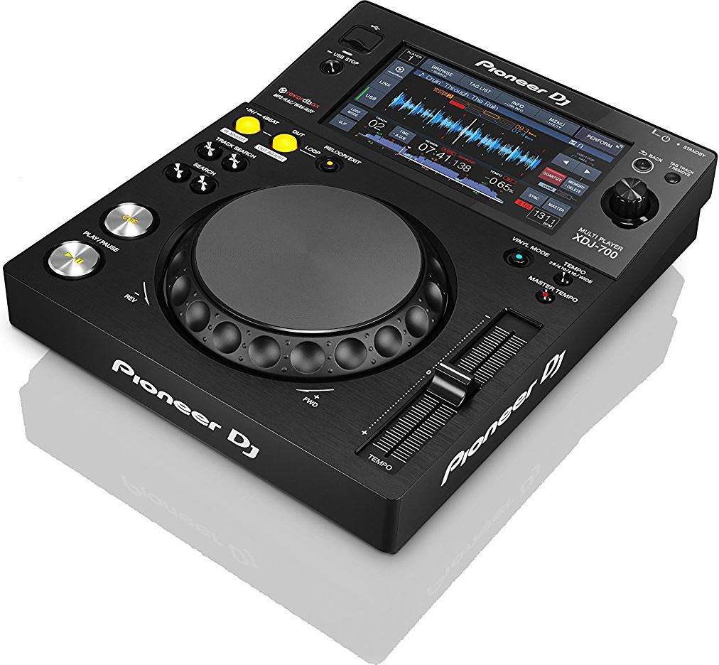 Pioneer XDJ-700 (A061393) - DJ-проигрыватель (Black)