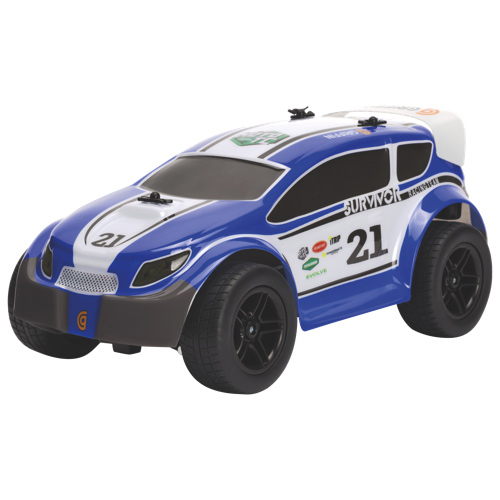 Moto TC Rally Car