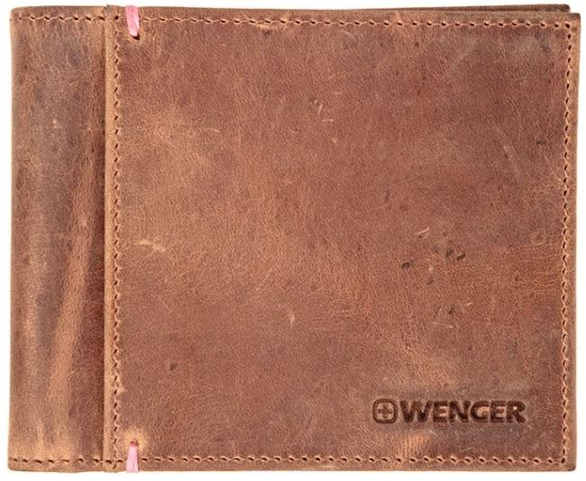 Wenger Hyaden Bifold (WEW012.70) - портмоне (Brown)