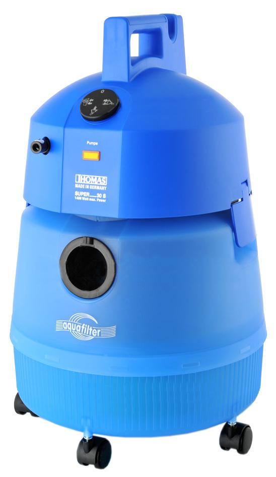 Thomas Super 30S Aquafilter - моющий пылесос (Blue)