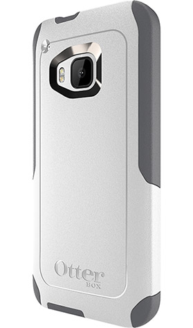 OtterBox Commuter Series Case - чехол для HTC One M9 (White)