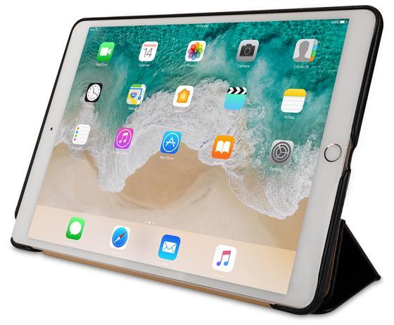 Чехол Jisoncase Mircofiber Leather Case (JS-IPD-01M10) для iPad 9.7 (Black)