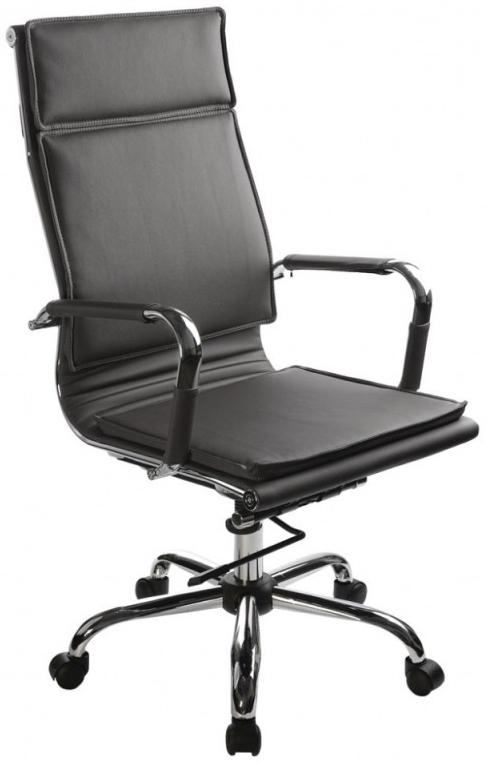 Бюрократ CH-993 - кресло руководителя (Black) от iCover