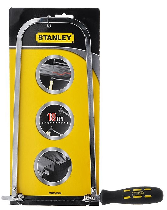 Лобзик Stanley STHT0-20128 (0-20-128)  триммер для обработки кромок ламинированных материалов stanley stht0 16139 0 16 139