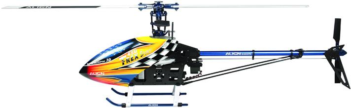 Align T-Rex 450 Sport V2 Super Combo (KX015081AT) - радиоуправляемый вертолет