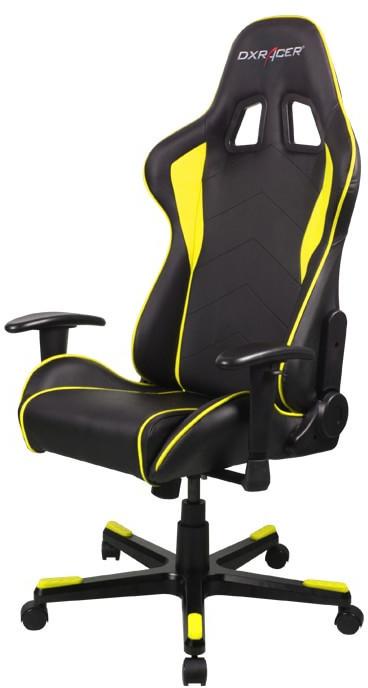 DXRacer OH/FE08 - компьютерное кресло (Yellow)
