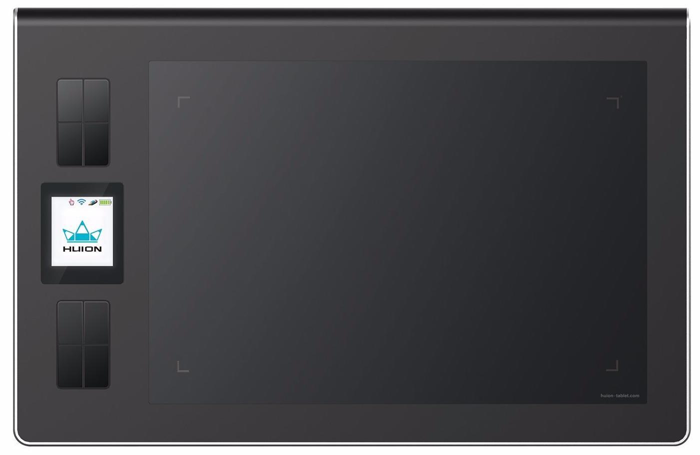 Графический планшет Huion DWH69 (Black)