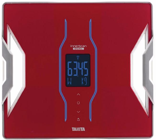 Tanita RD-953 - весы с анализатором (Red)