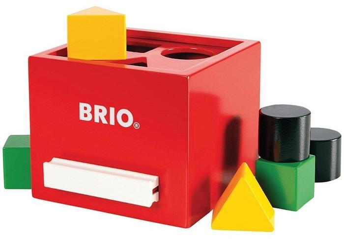 BRIO Сортер с кубиками (30148) - игровой набор (Red) от iCover