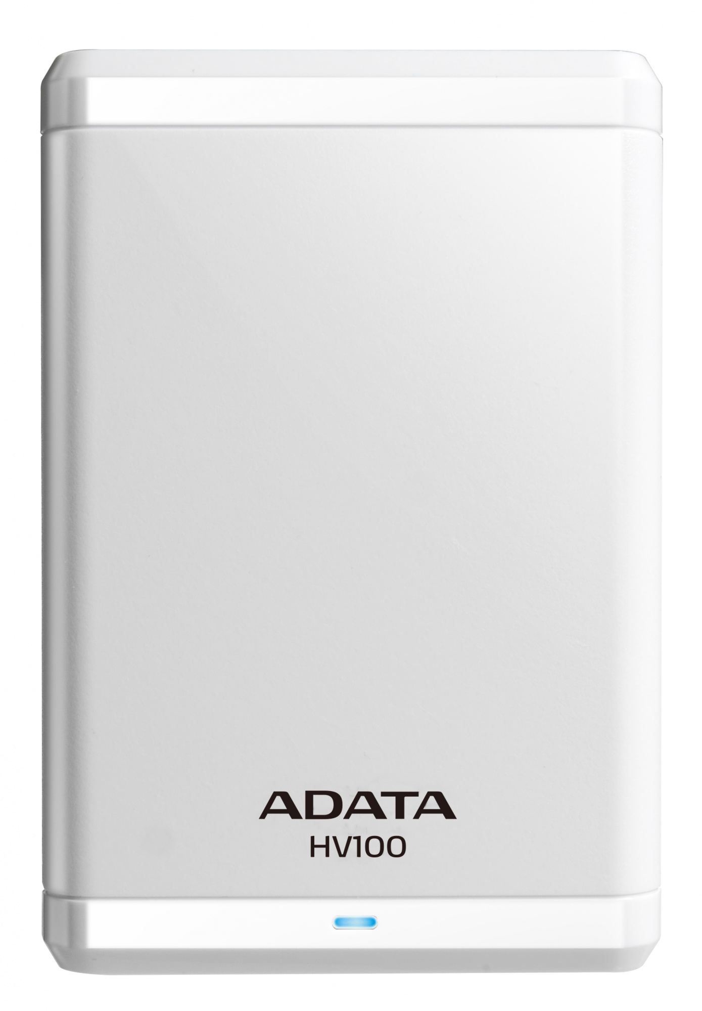 "Adata HV100 2.5"", 2Tb, USB 3.0 (AHV100-2TU3-CWH) - внешний жесткий диск (White)"