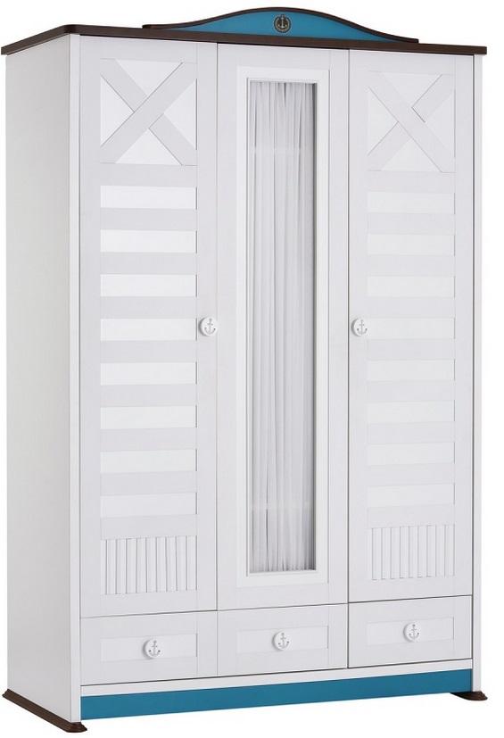 SailingТрехдверные шкафы<br>Шкаф 3-х дверный<br>