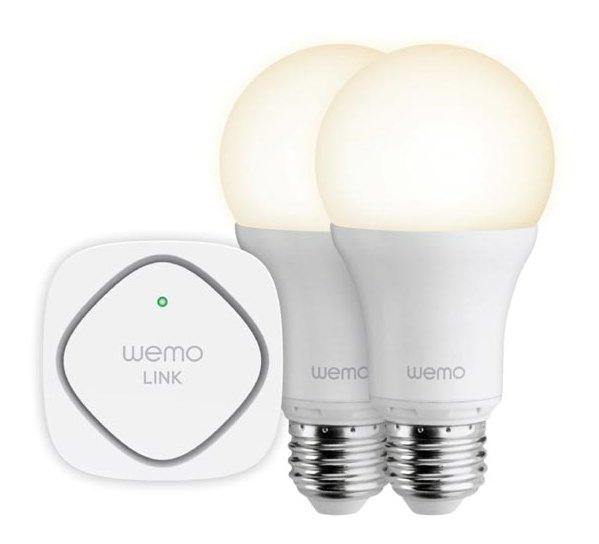 WeMo Lighting