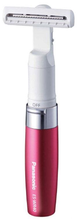 Женский бритвенный станок Panasonic ES-WR40-VP520 - женский бритвенный станок (Pink/White)
