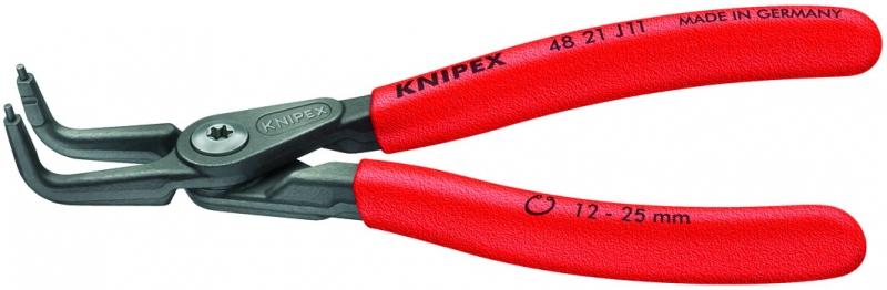 Кольцесъемники Knipex KN-4821J21 (Red)  кабелерез knipex kn 9531250