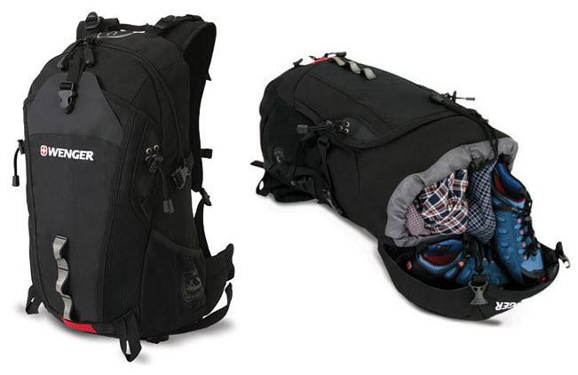 Рюкзак wenger 30582215 женский кожаный рюкзак rhino backpack 04 red