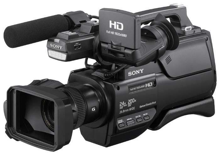 Видеокамера Sony HXR-MC2500 (Black)