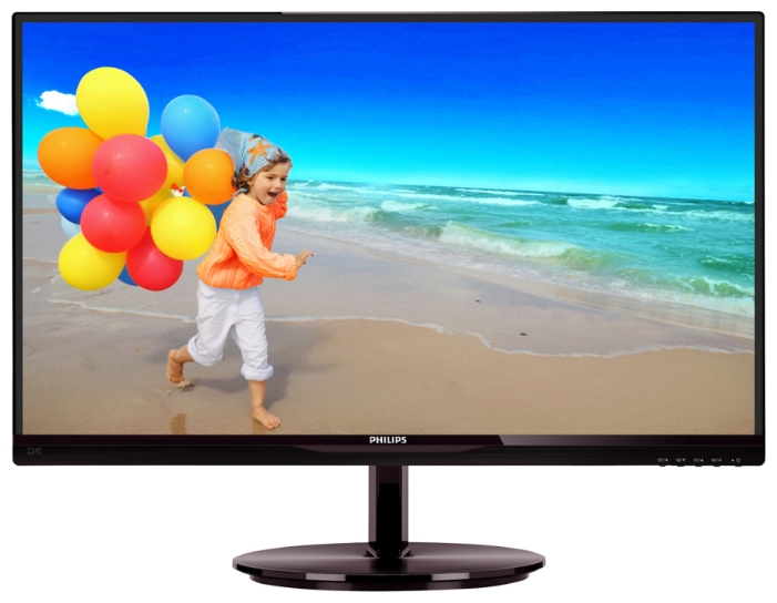 Монитор Philips 224E5QSB 21.5'' AH-IPS (Black)