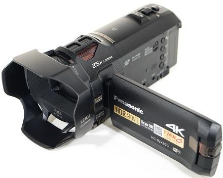 4K Wi-Fi TWIN Camera