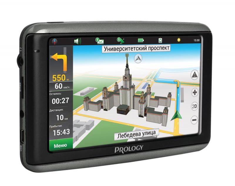 Prology iMap-4100 - автомобильный навигатор