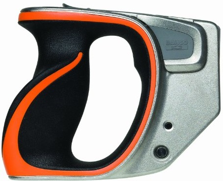 Bahco EX-LL - рукоятка ножовки сменная большая для левшей (Black/Orange) ll