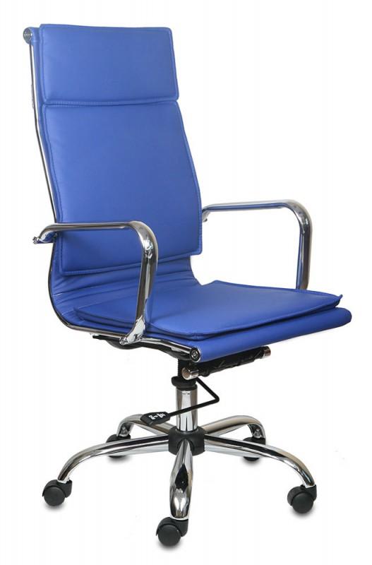 Бюрократ CH-993 - кресло руководителя (Blue) от iCover