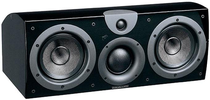 Wharfedale Evo-2 50 Center - акустическая система центрального канала (Piano black)
