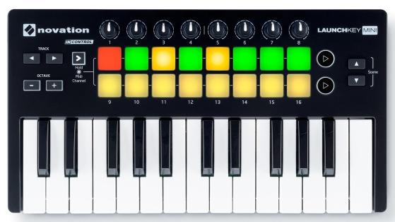 Novation Launchkey Mini mk2 A059773