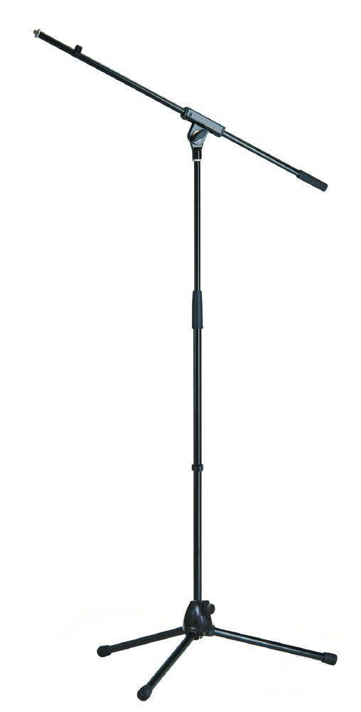 Konig & Meyer 21070-300-55 - микрофонная стойка с журавлем (Black)