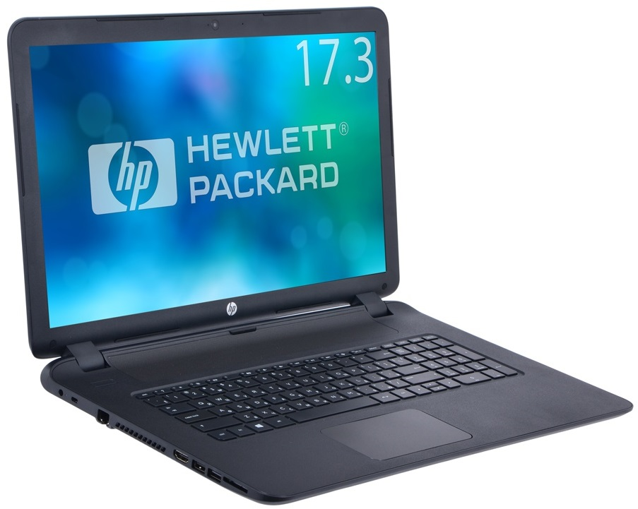 "Ноутбук HP 17-p100ur 17.3"" AMD E1-6010 1.3Ghz, 4Gb, 500Gb HDD (N7K09EA) Black"