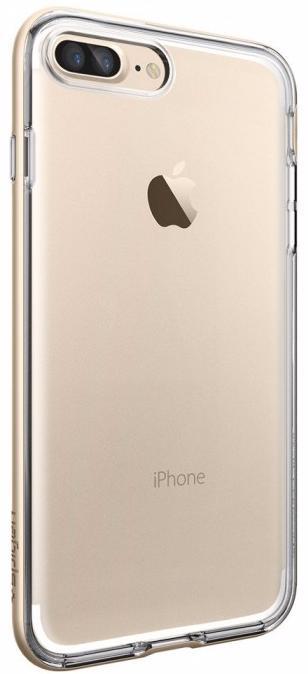 Spigen Neo Hybrid Crystal (043CS20538) - чехол для iPhone 7 Plus (Champagne) чехол накладка чехол накладка iphone 6 6s 4 7 lims sgp spigen стиль 1 580075