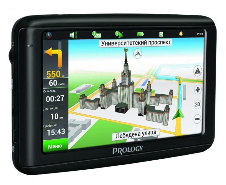 Prology iMap-7100 - автомобильный навигатор