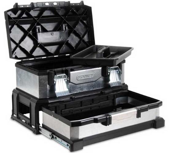 Stanley (1-95-830) - ящик для инструментов 20''  набор из 20 инструментов stanley zipper wallet 1 90 597