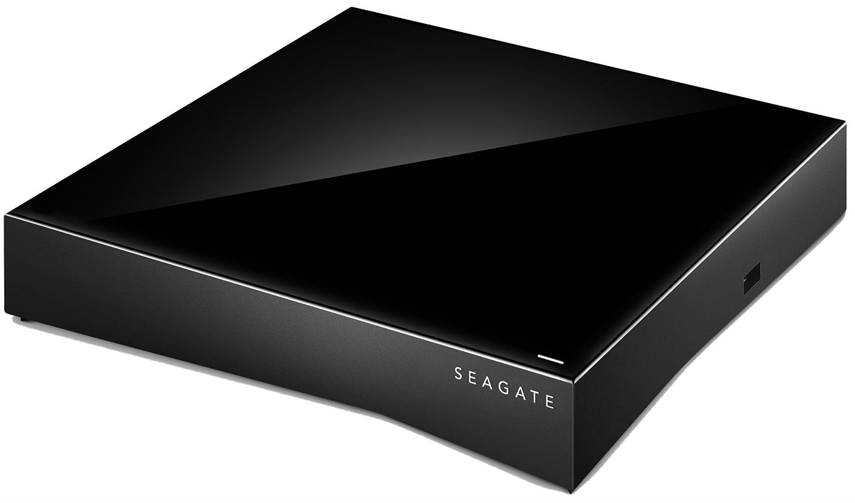 Seagate Personal Cloud 5TB (STCR5000200) - сетевое хранилище (Black)