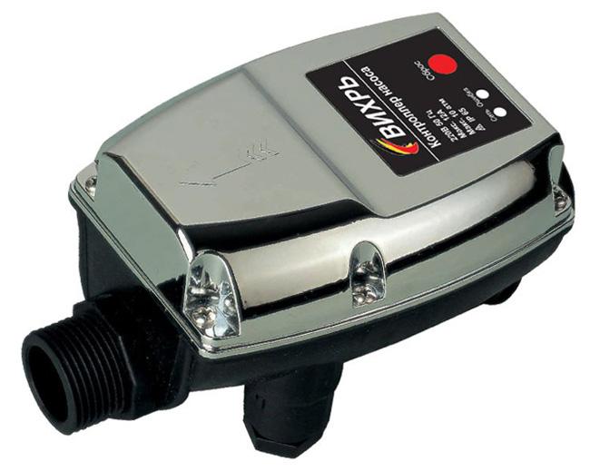 Вихрь 68/4/4 - контроллер насоса (Silver/Black) от iCover