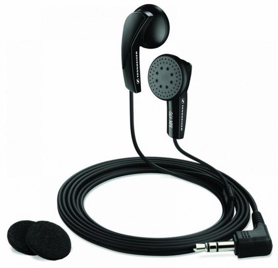 Sennheiser MX 170 - наушники для iPhone/iPod/iPad (Black)