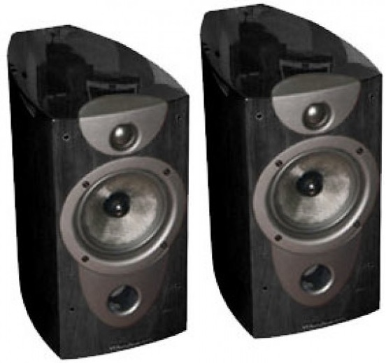 Wharfedale Evo-2 8 - полочная акустическая система (Piano black)
