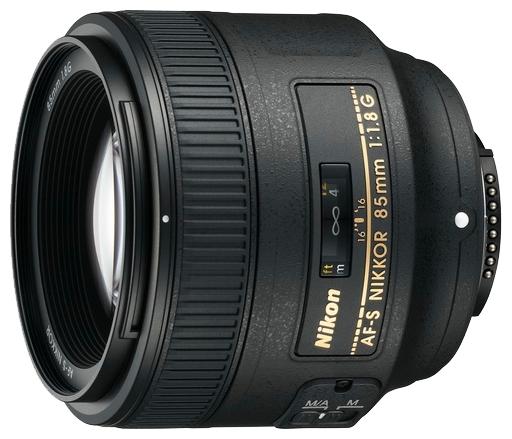 Nikon Nikkor 85mm f/1.8G AF-S JAA341DA