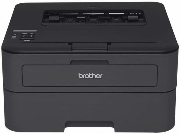 Brother HL-L2365DWR - монохромный лазерный принтер (Black)