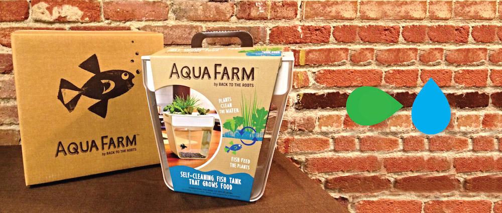 Back To The Roots AquaFarm 2.0