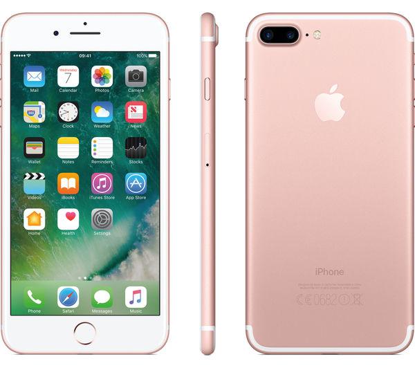Мобильный телефон Apple iPhone 7 Plus 256Gb (Rose Gold)