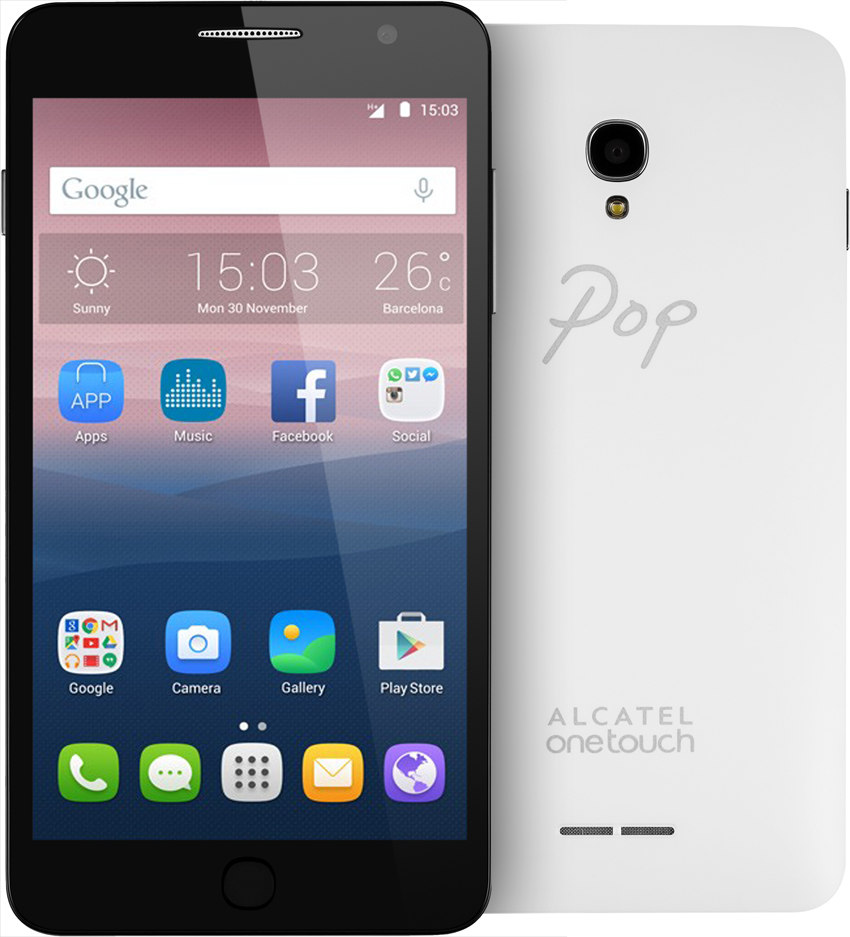 One Touch POP STAR 4G