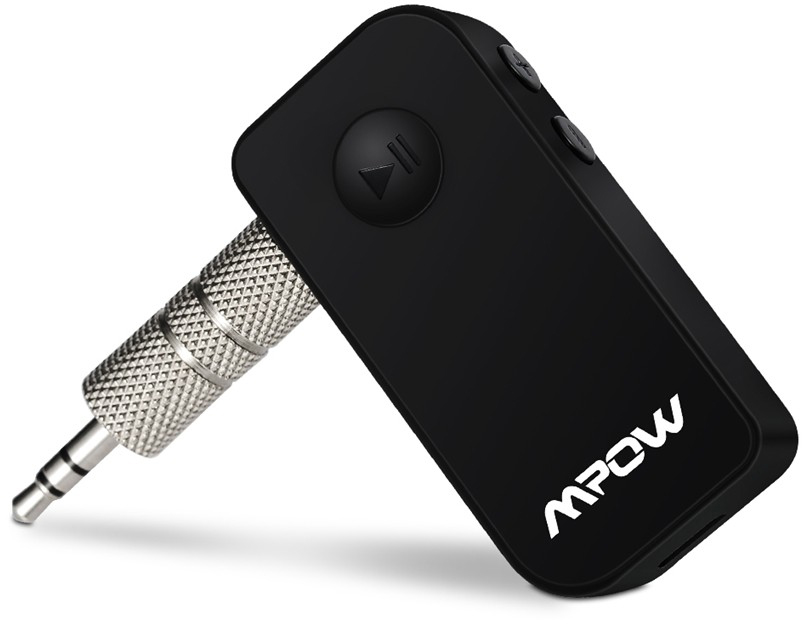Mpow MPBH044AB - Bluetooth-ресивер (Black)