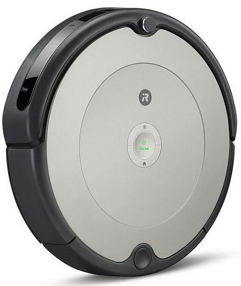 Робот-пылесос iRobot Roomba 698 (Black/Silver)
