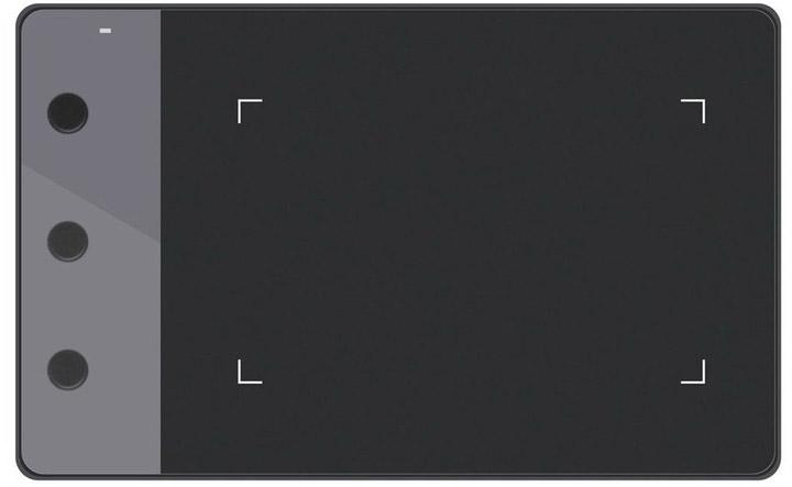 Графический планшет Huion H420 (Black)