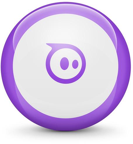 Радиоуправляемый шар Sphero Mini (Purple) фото