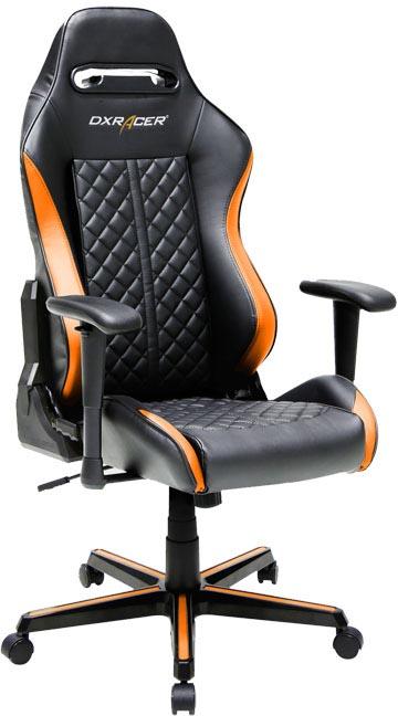DXRacer OH/DH73/NO - компьютерное кресло (Black/Orange)