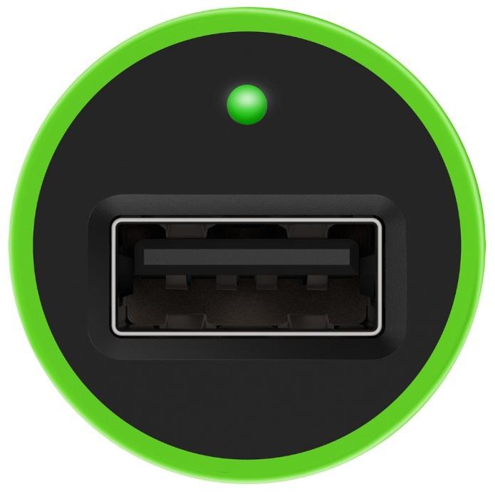 Автомобильное зарядное устройство Belkin Boost Up F8M887bt04-BLK (Black)