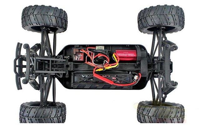 Himoto 1:16 EDT-16 Brushless 4WD RTR (Hi4193BL)