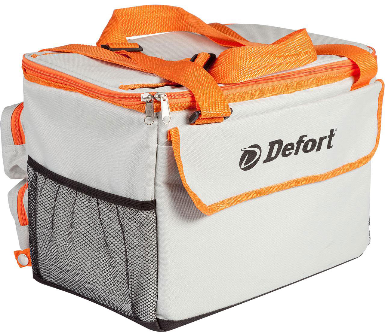 Defort DCF-12 (98291704) - автомобильный холодильникАвтомобильные холодильники<br>Автомобильный холодильник<br>